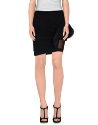 Jo No Fui Skirts Mini Skirts Women Black