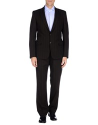 Just Cavalli Suits And Jackets Suits Men Dark Brown