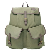 Tog 24 Cotswold Canvas Satchel Green