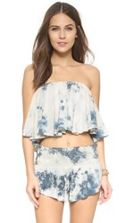 Blue Life Wildest Dream Top Deep Blue Crystal