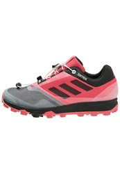 Adidas Performance Terrex Trailmaker Gtx Trail Running Shoes Super Blush Core Black White Rose