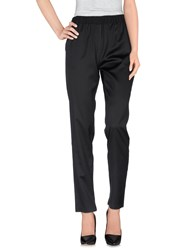 Fabiana Filippi Trousers Casual Trousers Women Black