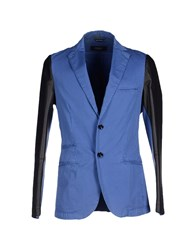 Yoon Suits And Jackets Blazers Men Blue