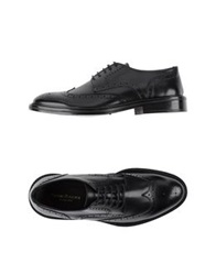 Nanni Roversi Lace Up Shoes Black
