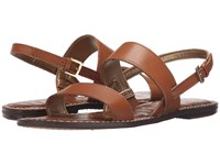 Sam Edelman Georgiana Saddle Vaquero Saddle Leather Women's Sandals Brown