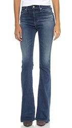 Ag Jeans The Janis Flare Jeans 10 Years Haven