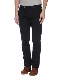Mastai Ferretti Casual Pants Black