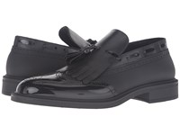Vivienne Westwood Slip On Plastic Brogue Black Black