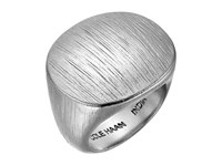 Cole Haan Metal Ring Brushed Silver Ring