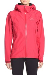 Women's Arc'teryx 'Beta Sl' Waterproof Jacket Pereskia