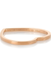 Repossi Antifer 18 Karat Rose Gold Heart Ring