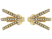 Vince Camuto Ear Cuff Earrings Gold Crystal Earring