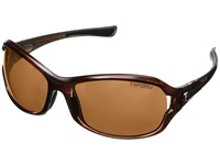 Tifosi Optics Dea Sl Polarized Sagewood Athletic Performance Sport Sunglasses Brown
