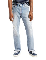 Levi's 541 Athletic Fit Distressed Jeans Johnny