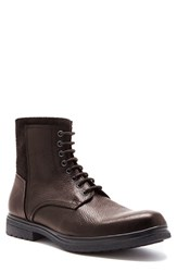 Blondo Men's 'Backoff' Plain Toe Boot Brown Leather