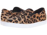 Dsquared Tux Pony Slip On Leopard