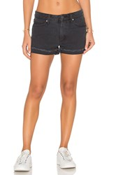 Rvca Wanderist Jean Short Faded Black