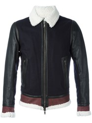 Dondup 'Traian' Bomber Jacket Black
