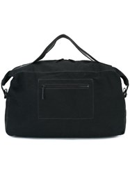 Ally Capellino Large 'Cooper' Weekend Bag Black