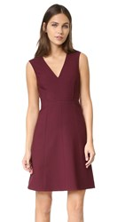 Elizabeth And James Charlie Dress Bordeaux