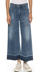 Citizens Of Humanity Melanie Cropped Wide Leg Jeans Retro
