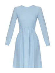 Goat Baylee Wool Crepe Dress