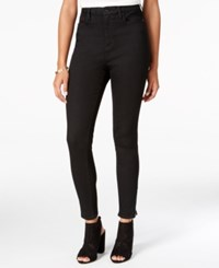 American Rag High Waist Classic Black Wash Skinny Jeans Only At Macy's