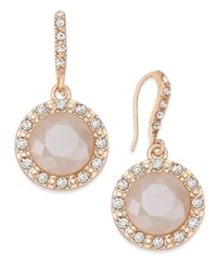 Inc International Concepts Round Stone Drop Earrings Only At Macy's Ballet Pin
