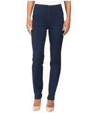 Fdj French Dressing Jeans D Lux Denim Pull On Super Jegging In Indigo Indigo Women's Blue