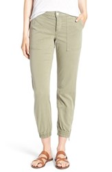 Joe's Jeans Women's Joe's 'Flight' Zip Ankle Jogger Pants