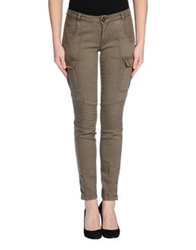 Hotel Particulier Denim Pants Military Green