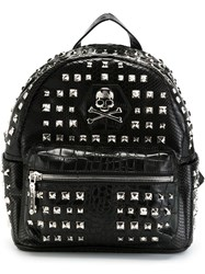 Philipp Plein 'Lord' Backpack Black