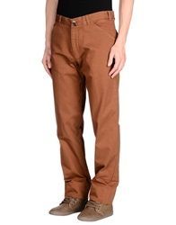 Germano Casual Pants Brown