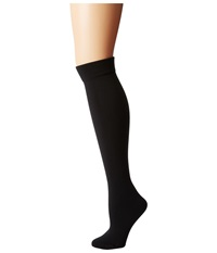 Plush Fleece Lined Knee High Ii Black Women's Knee High Socks Shoes