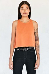 Bdg Johnny Tank Top Orange