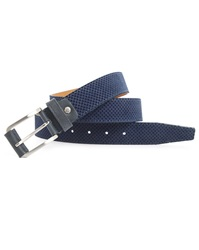 Menlook Label Grant Navy Belt