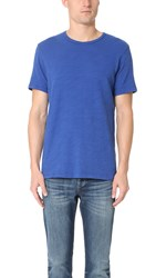 Rag And Bone Standard Issue Classic Tee Bright Blue