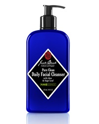 Jack Black Pure Clean Daily Facial Cleanser Black