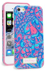Lilly Pulitzer 'Reel Me In' Iphone 5 And 5S Case