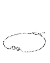 Pandora Design Pandora Bracelet Sterling Silver And Cubic Zirconia Symbol Of Infinity