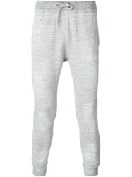 Dsquared2 Drawstring Track Pants Grey