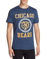 Junk Food Chicago Bears Graphic Tee New Navy