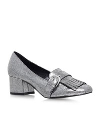 Carvela Kurt Geiger Agatha Court Shoes Female Grey