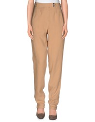 Bellerose Trousers Casual Trousers Women Camel
