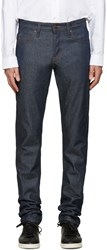 Naked And Famous Indigo Super Skinny Guy Selvedge Jeans
