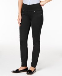 Spanx Denim Leggings Black