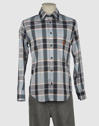 Armata Di Mare Shirts Long Sleeve Shirts Men Grey