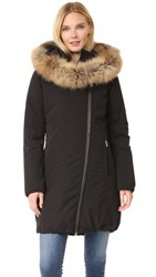 Woolrich Eugene Coat Black