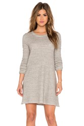 Cp Shades Mercedes Sweater Tunic Dress Gray
