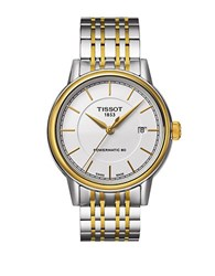 Tissot Mens Carson Two Tone Automatic Watch